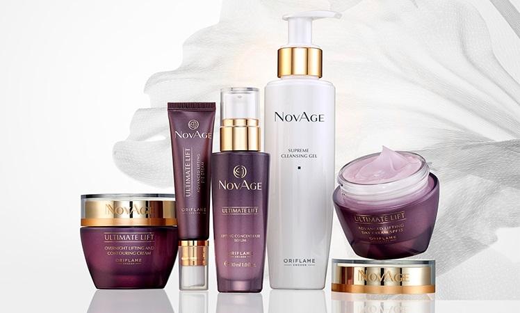 محصولات NovAge ناوایج اوریفلیم