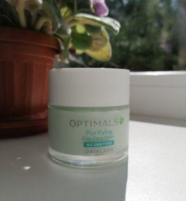 ماسک خاک رس OPTIMALS