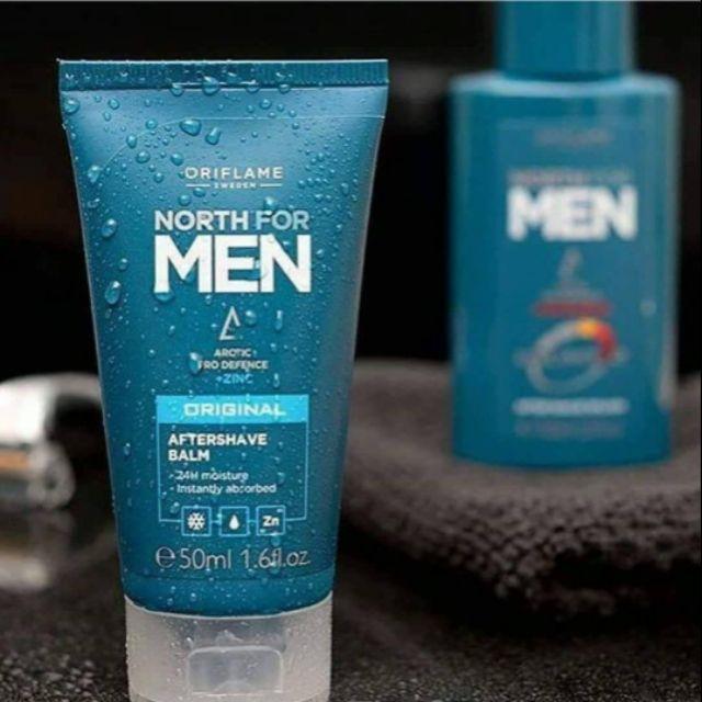 North for Men Aftershave