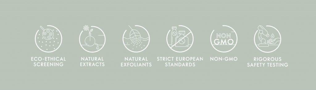 استاندارد محصولات اوریفلیم