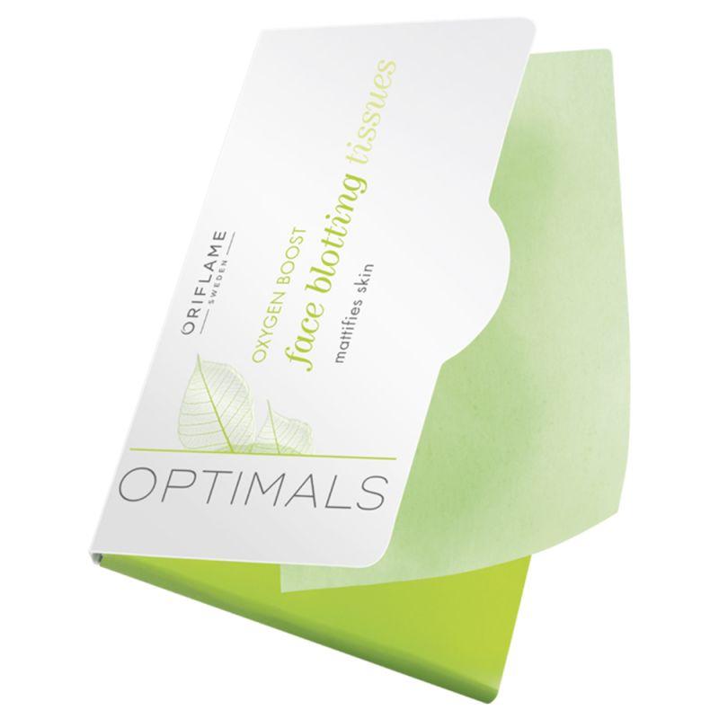 کاغذ جذب کننده چربی و مات کننده پوست اوریفلیم Oriflame