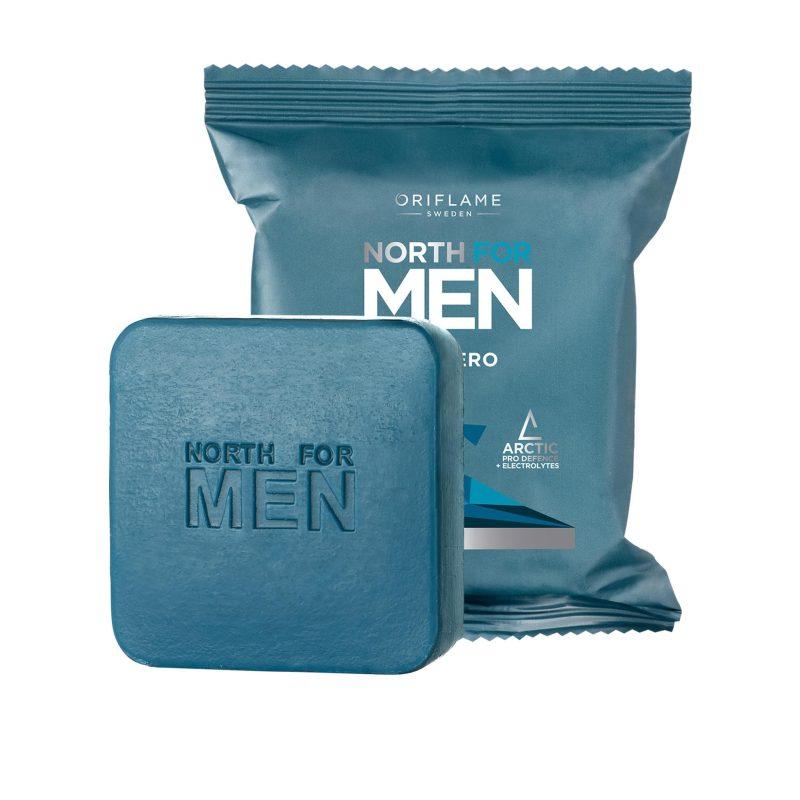 صابون مردانه نورث فورمن سابزیرو اوریفلیم Subzero Soap Bar
