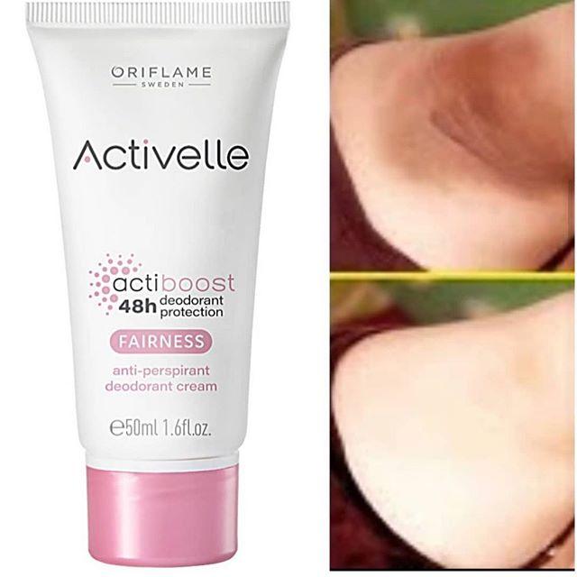 مام کرمی زیربغل ضد تعریق اکتیول اوریفلیم Anti-perspirant Deodorant
