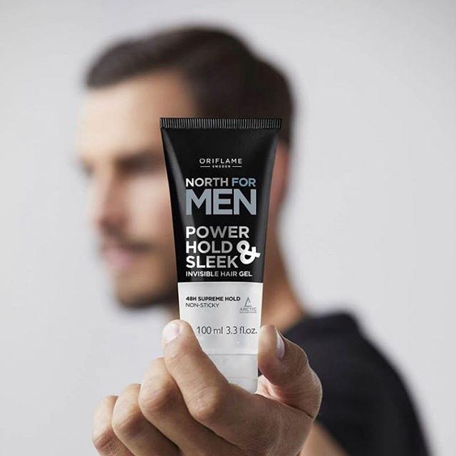 ژل موی سر مردانه نورث فور مِن اوریفلیم North For Men