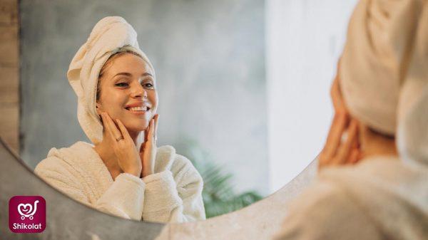 راز های زیبایی پوست مراقبت از پوست برای مبتدی ها شیکولات