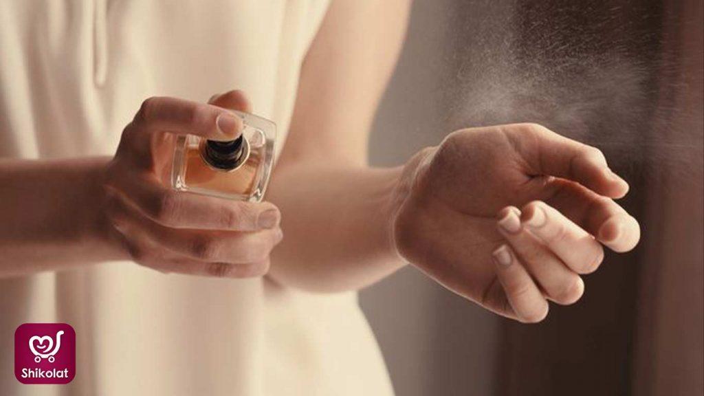 اصول انتخاب عطر زنانه و دخترانه