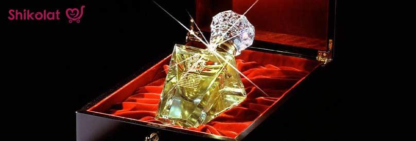 گرانترین عطر جهان