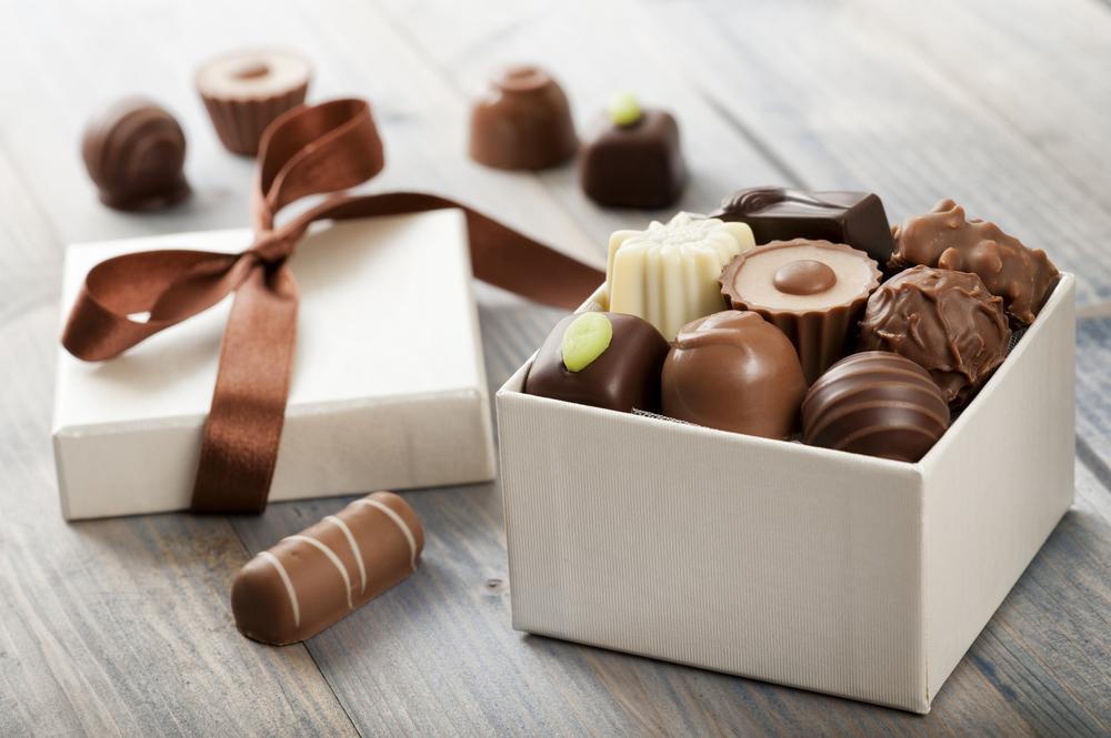 هدیه ای به شیرینی شکلات
