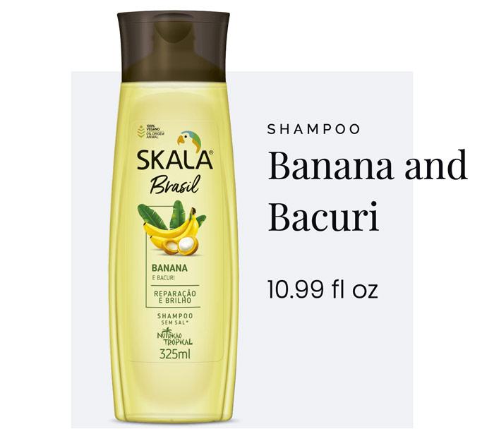 شامپو بمب ویتامین موز اسکالا