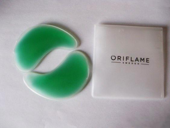 پد ژله ای اکلاژن اوریفلیم ECOLLAGEN Refreshing eye patches Oriflame