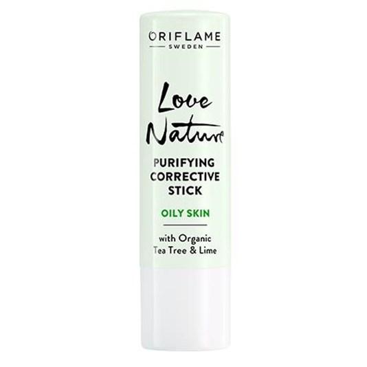 استیک ضدجوش تی تری و لیمو لاونیچر اوریفلیم LOVE NATURE Oriflame