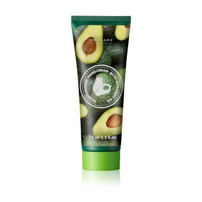 کرم مرطوب کننده دست آووکادو اوریفلیم Hand Cream Avocado Oriflame