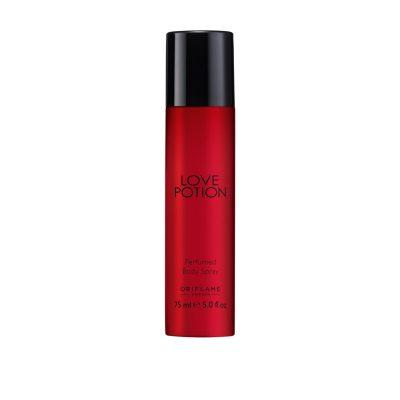 اسپری بدن زنانه لاو پوشن اوریفلیم LOVE POTION Body Spray Oriflame