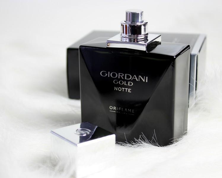 ادوتویلت جوردانی گلد نوت مردانه اوریفلیم GIORDANI MAN Notte Oriflame