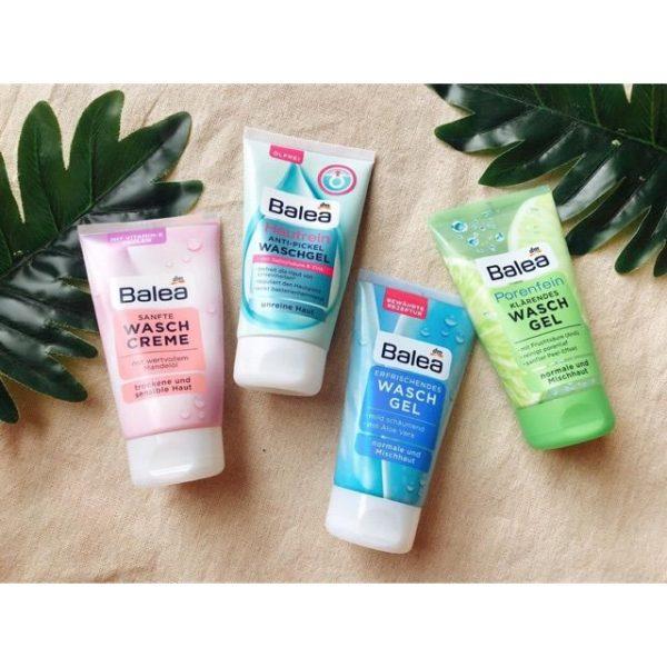 محصولات مراقبت از پوست باله آ