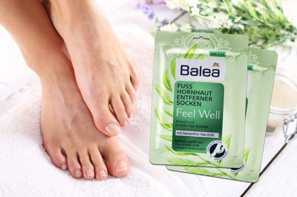 محصولات مراقبت از پا Balea Feel Well