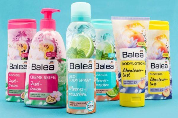 محصولات باله آ