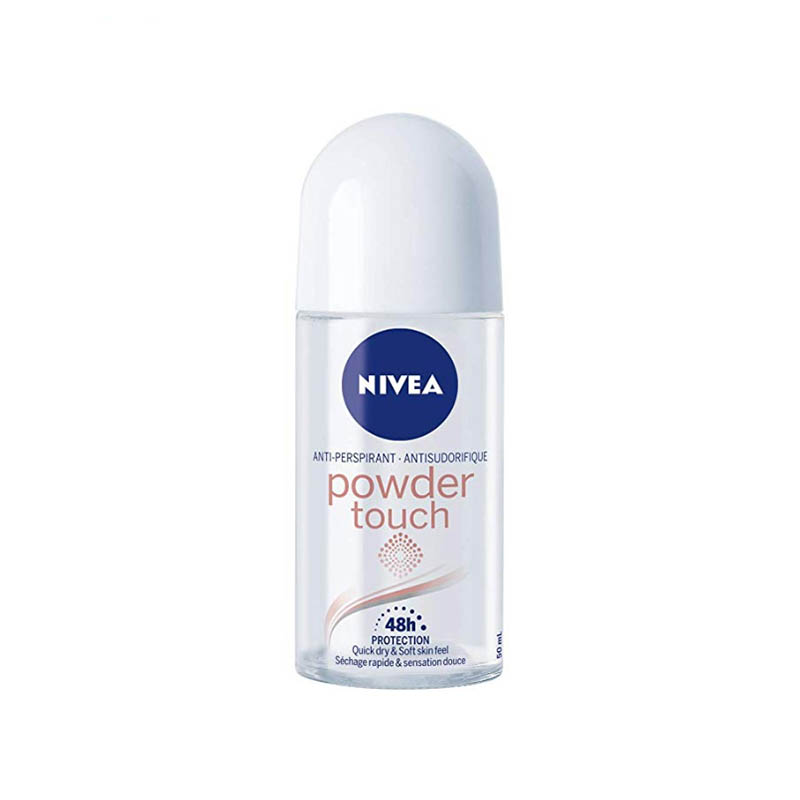 مام دئودورانت زنانه نیوآ مدل Powder Touch