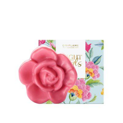 صابون طرح گل