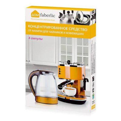 پاک کننده قهوه ساز و کتری فابرلیک با عصاره لیمو Limescale Remover