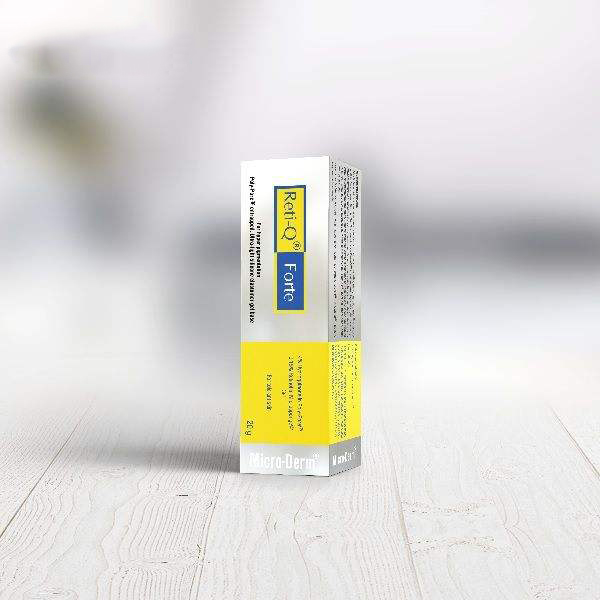 کرم ضدلک میکرودرم MICRO-DERM مدل Reti-Q Forte