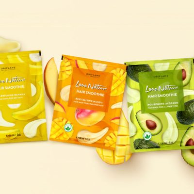 ماسک موی انبه لاونیچر اوریفلیم LOVE NATURE Mango Mask Oriflame