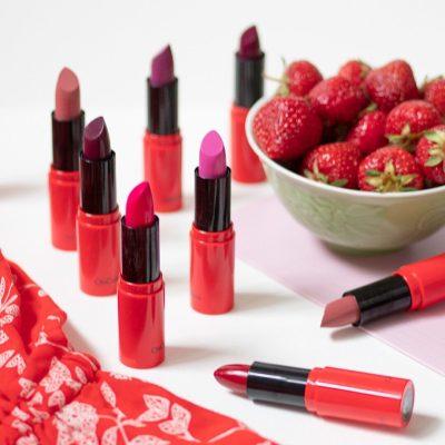 رژ لب کرمی آنکالر اوریفلیم OnColour Cream Lipstick Oriflame