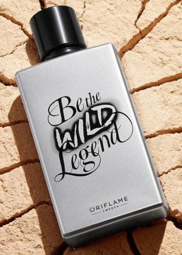 ادوتويلت مردانه بی د وايلد لجند اوریفلیم BE THE LEGEND EdT Oriflame