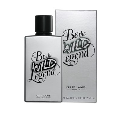 ادوتويلت مردانه بی د وايلد لجند اوریفلیم BE THE LEGEND EdT Oriflame