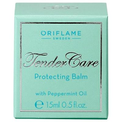 بالم تندرکر نعنایی اوریفلیم Protecting Balm with Peppermint Oil Oriflame