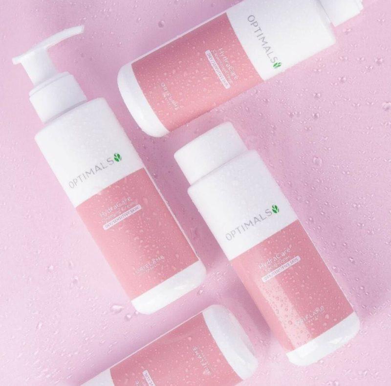 تونر هیدراکر اپتیمالز پوست خشک یا حساس اوریفلیم OPTIMALS Hydra Care Facial Toner Dry Sensitive Skin Oriflame