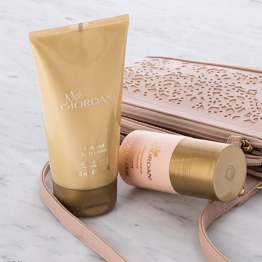 مام دئودورانت میس جوردانی زنانه اوریفلیم GIORDANI GOLD Perfumed Roll-on Deodorant Oriflame