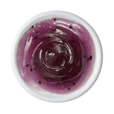 اسکراب صورت بلوبری و بلک بری لاونیچر اوریفلیم LOVE NATURE Dark Berries Delight Face Scrub Marmalade Oriflame
