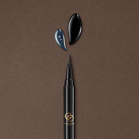 خط چشم قلمی هیبرید جوردانی گلد اوریفلیم GIORDANI GOLD Iconic Pen Hybrid Eyeliner Oriflame