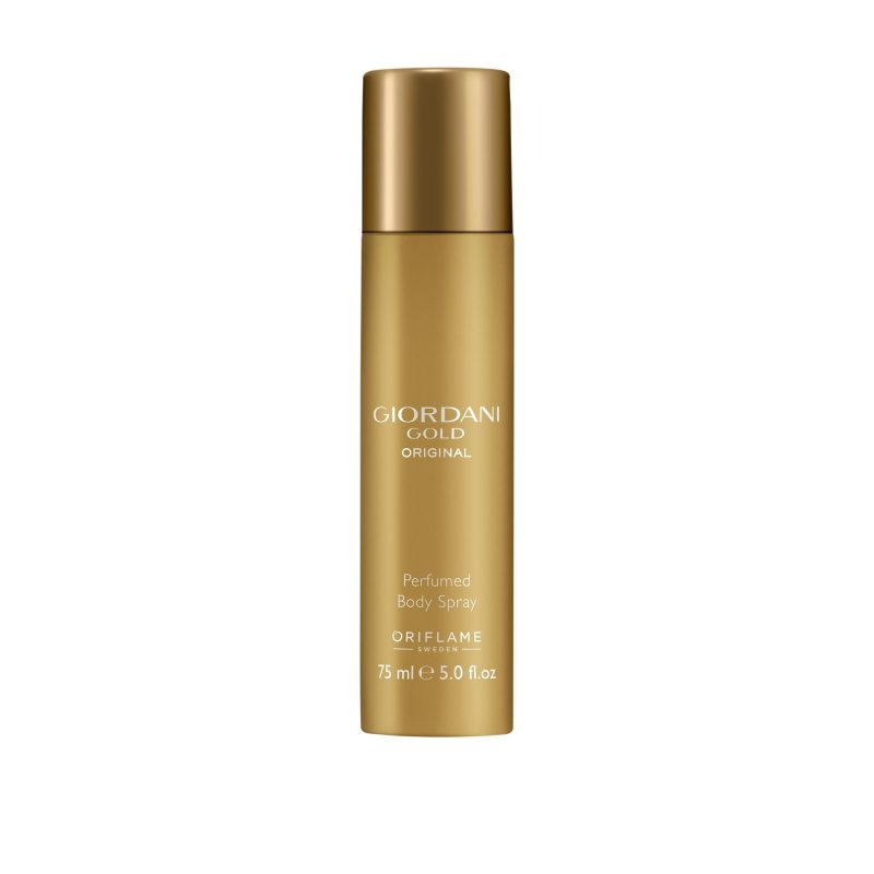 اسپری بدن زنانه جوردانی گلد اوریفلیم Giordani Gold Original Perfumed Body Spray Oriflame