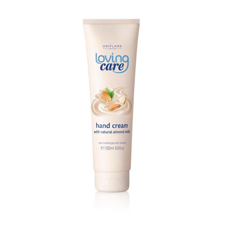 کرم دست لاوینگ کر اوریفلیم LOVING CARE Hand Cream Oriflame