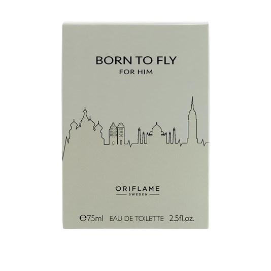 ادوتویلت مردانه بورن تو فلای اوریفلیم BORN TO FLY For Him Eau de Toilette Oriflame