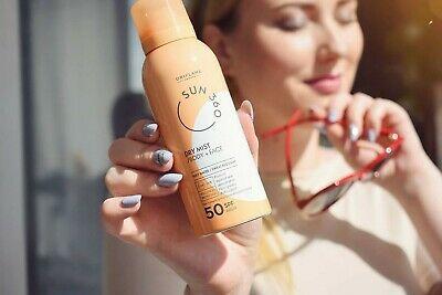 اسپری ضدآفتاب سان 360 اوریفلیم SUN 360 Dry Mist Body + Face SPF 50 High Oriflame