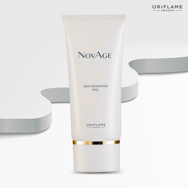 لایه بردار بازسازی کننده صورت نوایج اوریفلیم NOVAGE Skin Renewing Peel Oriflame