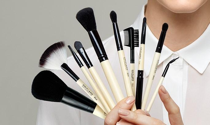 قلم موی پودر پرسیژن اوریفلیم ORIFLAME Precision Powder Brush