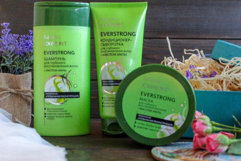 شامپو مخصوص تقویت وترمیم کنندگی موی سرفابرلیک