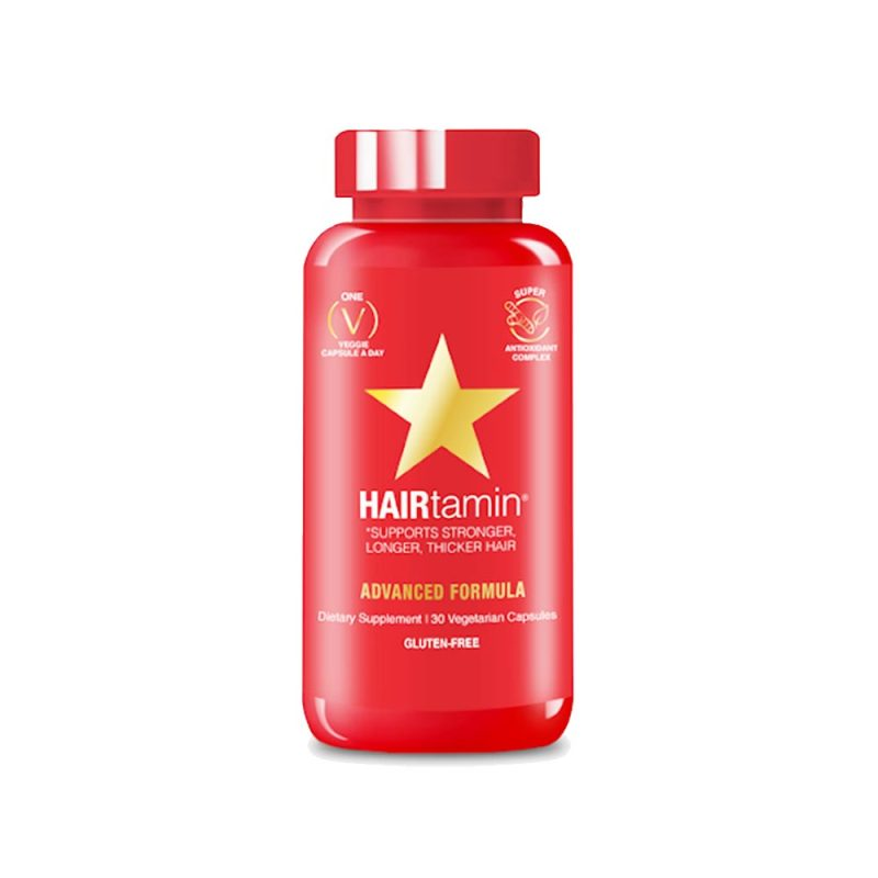 تقویت کننده مو هیرتامین