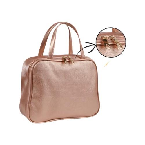 کیف لوازم آرایشی چرمی الگانت رز اوریفلیم Oriflame Elegantrose
