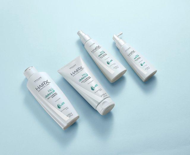 شامپوی ضدریزش مو هیریکس اوریفلیم HAIRX Advanced Care Fall Defence Anti-Hairfall Shampoo Oriflame