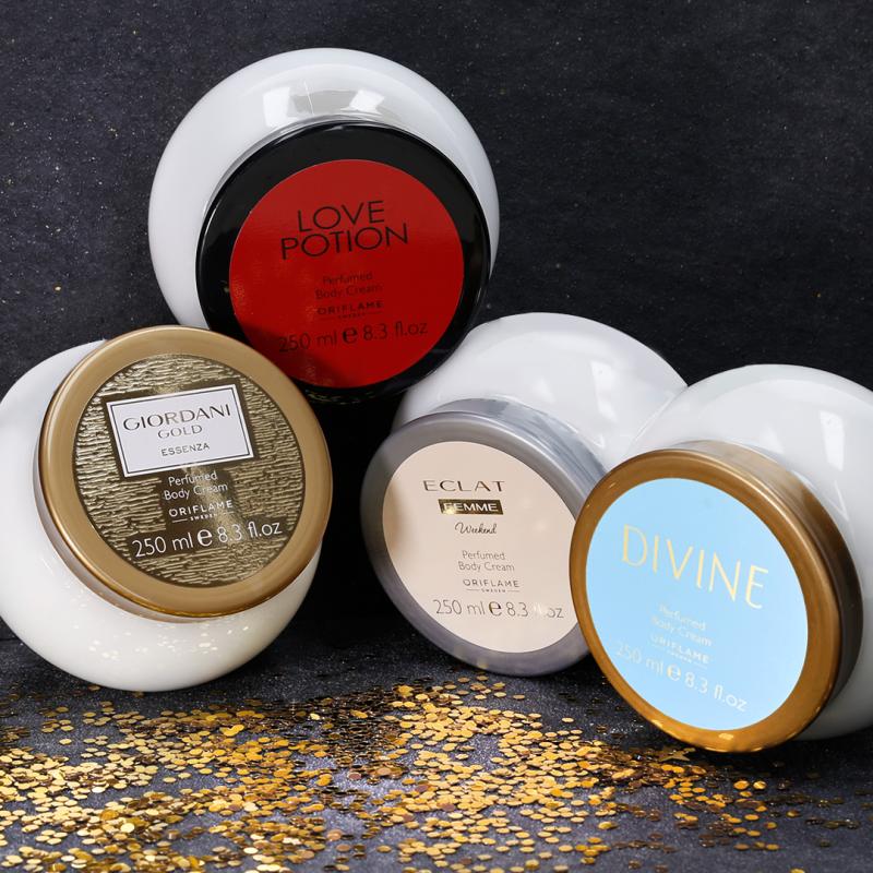 کرم بدن معطر جوردانی گلد اسنزا اوریفلیم Giordani Gold Essenza Perfumed Body Cream Oriflame