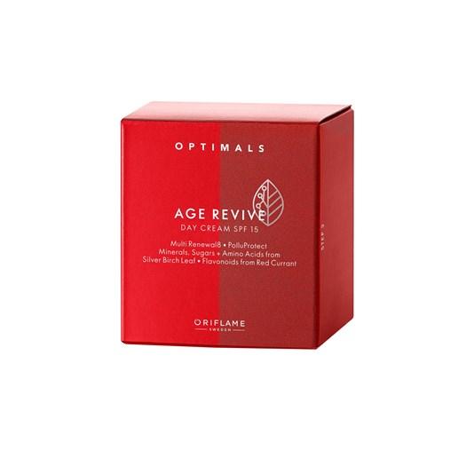 کرم روز ضدپیری اپتیمالز اوریفلیم OPTIMALS Age Revive Day Cream SPF 15 Oriflame