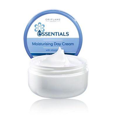 کرم روز مرطوب کننده اسنشالز اوریفلیم Essentials Oriflame