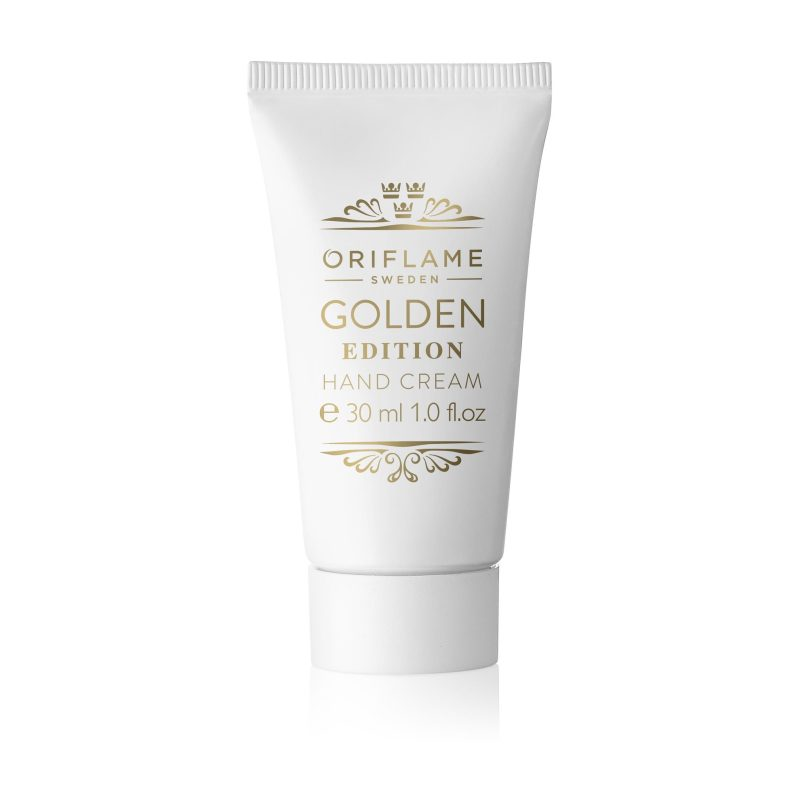 کرم دست طلایی هندکر اوریفلیم HAND CARE Oriflame Golden Edition Hand Cream Oriflame
