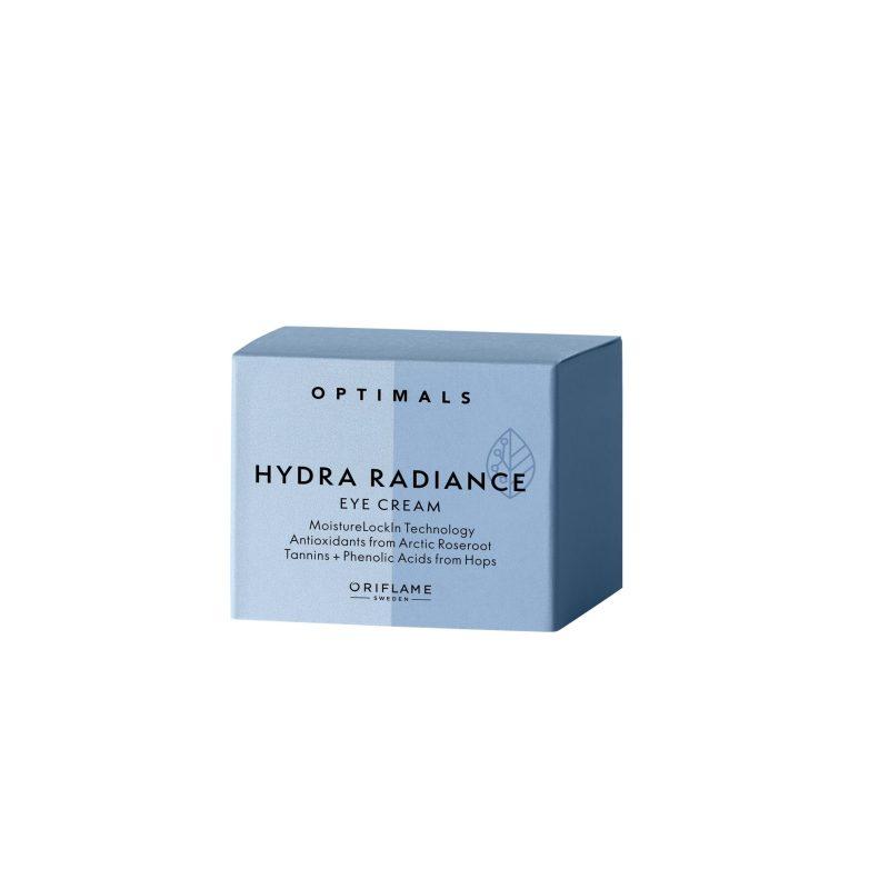 کرم دورچشم هیدرا رادیانس اپتیمالز اوریفلیم OPTIMALS Hydra Radiance Eye Cream Oriflame