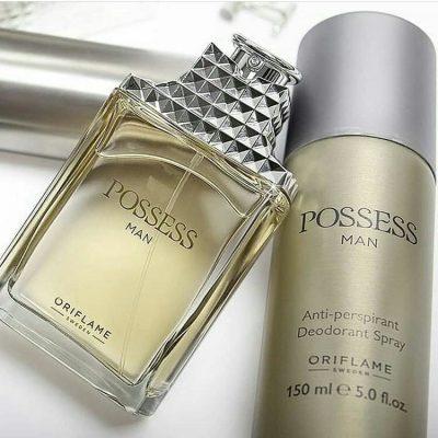 اسپری مردانه پوسس اوریفلیم POSSESS Man Anti-perspirant Deodorant Spray Oriflame